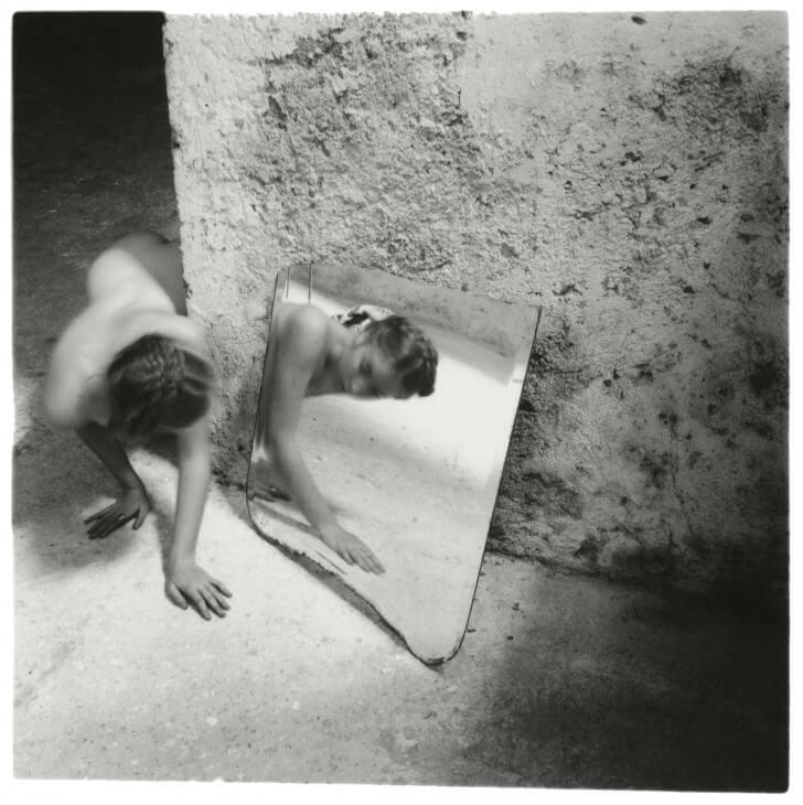 Exposition Francesca Woodman – Fondation Henri Cartier Bresson